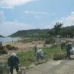 平成22年度海岸清掃(志喜屋・下田海岸)13