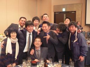 新年会201438