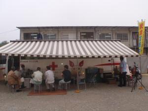 沖縄ろう学校献血03