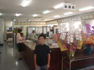 職場見学_港川小学校05