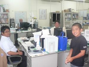 職場見学_港川小学校08