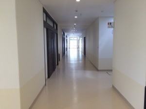 伊平屋村産業連携拠点センター建築工事竣工検査09