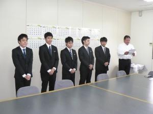 平成28年度入社式01