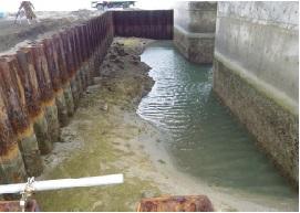 伊計平良川線補修工事06